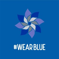 Wear Blue for  Child Abuse Prevention